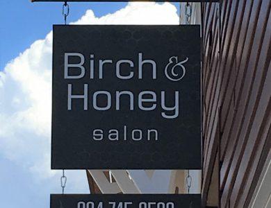 Birch & Honey
